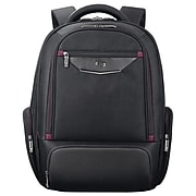 """Solo New York 17.3"""" Laptop Backpack, Black, EXE700-4"""