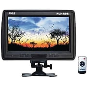 """Pyle® PLHR96 9"""" TFT LCD Headrest Monitor With Stand"""