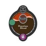 Keurig® 2.0 K-Carafe™ Pack Tully's® Hawaiian Blend Coffee, 8/Pack