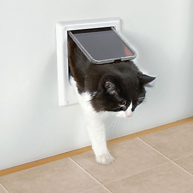 Trixie Electromagnetic 4 Way Cat Door