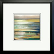 Star Creations ''Evening Tide I'' by Tom Reeves Framed Painting Print