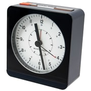 Marathon Watch Company Desk Alarm Clock; Blue