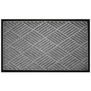 Robert Allen Home and Garden Herringbone Doormat