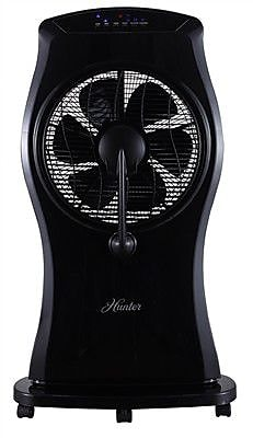 Hunter Home Comfort 12'' Oscillating Floor Fan WYF078278434806