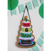 Evergreen Enterprises, Inc Happy Birthday Door Hanger