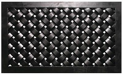 Robert Allen Home And Garden Diamond Weave Doormat