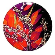 Radiant Art Studios X-Ray Art Frosted Glass Ornament