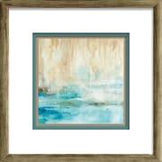 Star Creations ''Through the Mist II'' by Carol Robinson Framed Painting Print