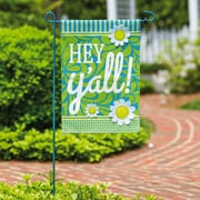 Evergreen Enterprises, Inc Hey Y'all Garden Flag