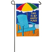 Evergreen Enterprises, Inc Summer adirondack Garden Flag