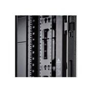 Tripp Lite SmartRack 45U Vertical Cable Management Bar, Black, 2/Pack (SRVRTBAR45)