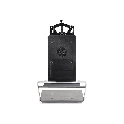 HP ® Computer Stand for HP ® t510 Flexible Thin Client, Black (G1V61AA)