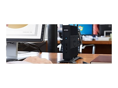 Dell™ Wyse DJPR5 5010 Thin Client, AMD G-Series T48E Dual-Core, 1.4 GHz, Thin OS 8.1