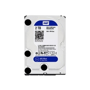 Western Digital ® WD20EZRZ 2TB SATA 6Gbps Internal Hard Drive, Blue