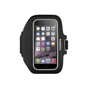 Belkin ™ Sport-Fit Plus Armband Carrying Case for iPhone 6/6s Plus, Blacktop (F8W610)