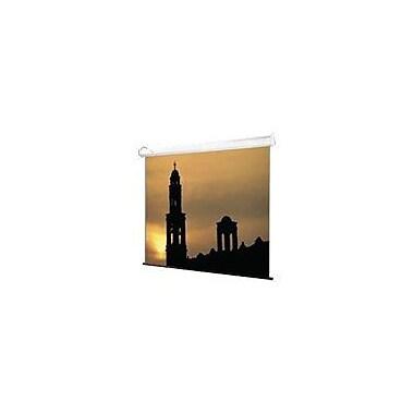 Draper ® Luma 207046 Manual Wall/Ceiling Projection Screen, 99