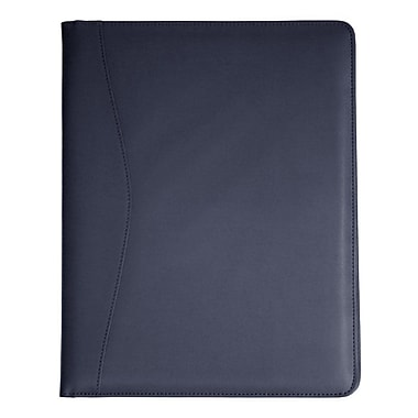 Royce Leather Aristo Padfolio, Blue