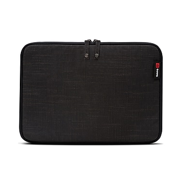 BooQ - Étui Mamba 12 pour MacBook de 12 po, noir