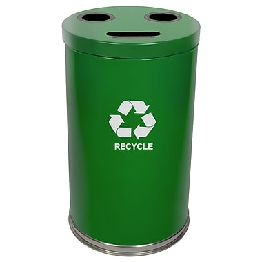 Three Stream Recycle Unit, Green