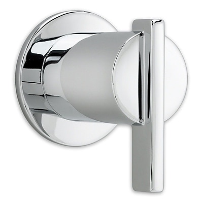 American Standard Berwick On/Off Volume Control Shower Faucet Trim w/ Lever Handle; Polished Chrome