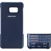 Samsung Keyboard Cover for Galaxy S6 edge+, Black Sapphire (EJ-CG928UBEGUS)