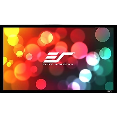 Elite Screens SableFrame 2 Series Fixed Frame Wall 165