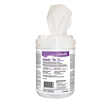 Oxivir Disinfecting Wipes
