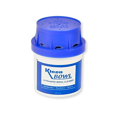 Kleen Bowl Automatic Toilet Bowl Cleaner, 12/Pack
