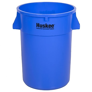 Blue Huskee 121l Round Container 22
