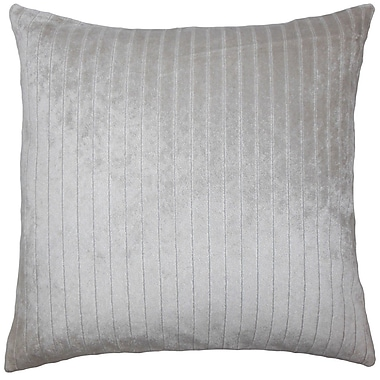 The Pillow Collection Davan Solid Throw Pillow Cover