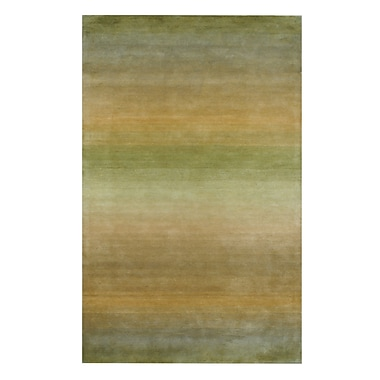 American Home Rug Co. Hand-Tufted Sage Area Rug; 3'6'' x 5'6''