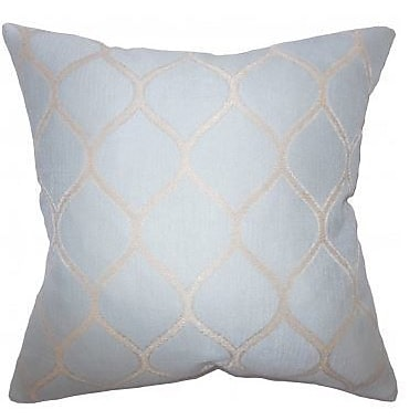 The Pillow Collection Amisquew Geometric Throw Pillow Cover