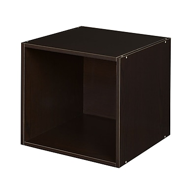 Regency Niche Cubo Stackable Storage Cube, Truffle (PC1211TF)