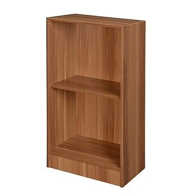 Regency Niche 2-Shelf Bookcase, Warm Cherry (PBC1629WC)