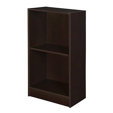 Regency Niche 2-Shelf Bookcase, Truffle (PBC1629TF)