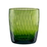 Artland Pebbles 12 Oz.Old Fashioned Glass (Set of 4); Lime