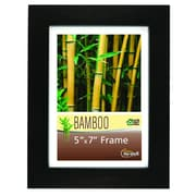 Artistic Products Breeze Point Bamboo Picture Frame; 5'' x 7''