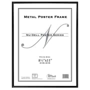 Artistic Products Breeze Point Poster Picture Frame; 8.5'' x 11''