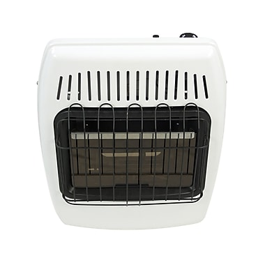 Dyna-Glo 10,000 BTU Wall Mounted Single Fuel Manual Vent-Free Heater