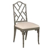 French Heritage Pyrenees Side Chair; Gray
