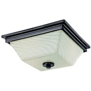 Westinghouse Lighting Wilkes 2-Light Flush Mount