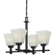 Westinghouse Lighting Wilkes 4-Light Shaded Chandelier