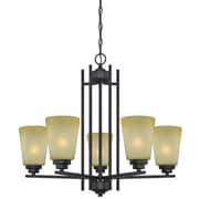 Westinghouse Lighting Ewing 5-Light Shaded Chandelier