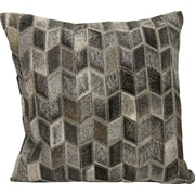 Joseph Abboud Joseph Abboud Throw Pillow; Dark Gray