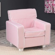 KidKraft Laguna Kids Club Chair; Pink