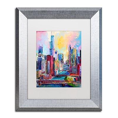 Trademark Fine Art ''Chicago 3'' by Richard Wallich 11