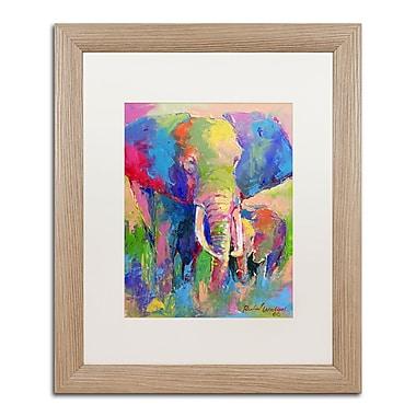 Trademark Fine Art ''Elephant 1'' by Richard Wallich 16