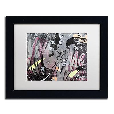 Trademark Fine Art ''And Only'' by Dan Monteavaro 11
