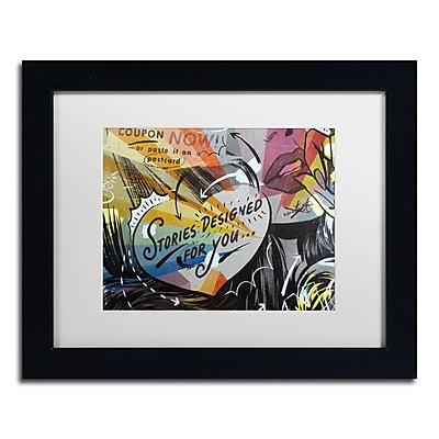 Trademark Fine Art ''Coupon Stories'' by Dan Monteavaro 11