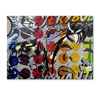 Trademark Fine Art ''Everybody Wants'' by Dan Monteavaro 18